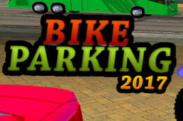 Bike Parking 2017 - Motorcycle Racing Adventure 3D thumb