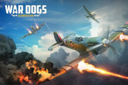 War Dogs : Air Combat Flight Simulator WW II thumb