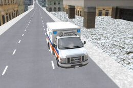 Ambulance Simulator - Car Driving Doctor thumb