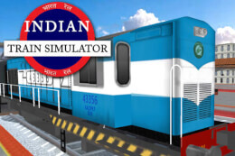 Indian Train Simulator thumb