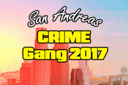 San Andreas Crime Gangster 2017 thumb