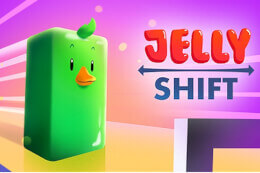 Jelly Shift - Obstacle Course thumb