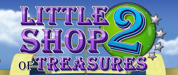 Little Shop of Treasures 2 - Head back to Huntington and open up new shops in this fun hidden objects game!