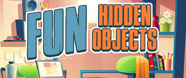Fun Hidden Objects - Find all the hidden objects from the word list within just 30 seconds!