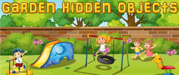 Garden Hidden Objects - Join the young uns at the garden in this fun hidden object game!