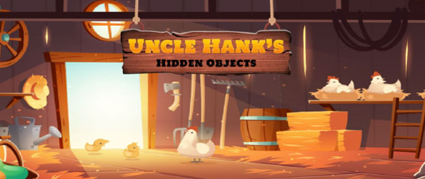 Uncle Hank's Hidden Objects - Enjoy this fun and engaging hidden object game that you can enjoy in the comfort of your browser.