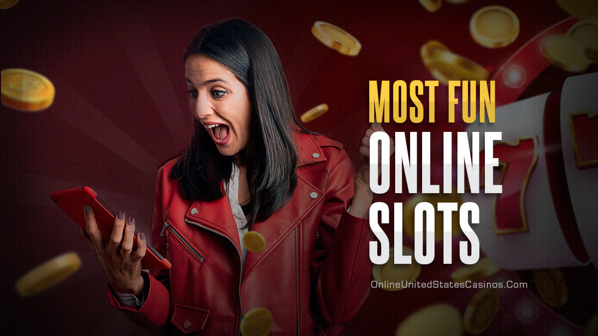 Most fun online slot games today