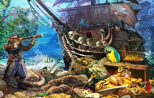 Travel the Seas in Found: A Hidden Object Adventure