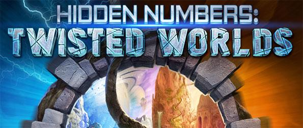 Hidden Numbers: Twisted Worlds - Explore worlds of both fantasy and history in this exciting Hidden Objects game.