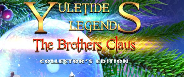 Yuletide Legends: The Brothers Claus Collector's Edition - Pursue Varyk and save Christmas for the world.