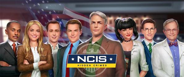 NCIS: Hidden Crimes - Wake up the detective inside you in this amazing game NCIS: Hidden Crimes.