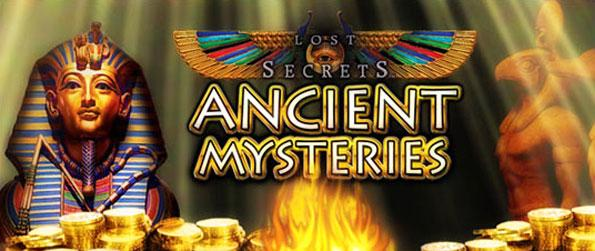 Lost Secrets: Ancient Mysteries - Enjoy this exciting hidden object game that takes place in an epic historical setting.