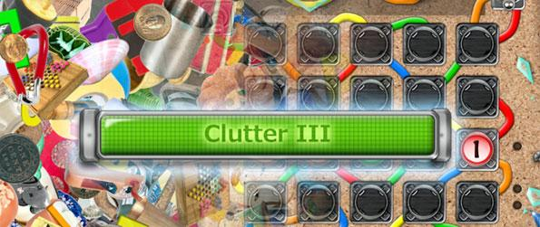 Clutter 3: Who is the Void? - Find two same objects from a huge pile and match them in Clutter 3: Who is the Void?