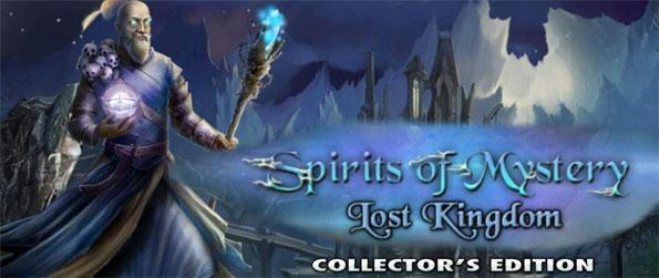 Spirits of Mystery: The Fifth Kingdom Collector's Edition - Save the world from the hands of evil in Spirits of Mystery: The Fifth Kingdom Collector's Edition.