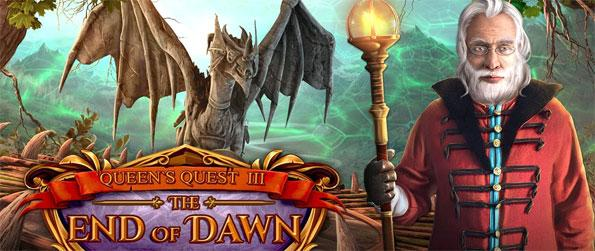 Queen's Quest III: End of Dawn Collector's Edition - Find hidden objects and solve interesting puzzles in Queen's Quest III: End of Dawn Collector's Edition.