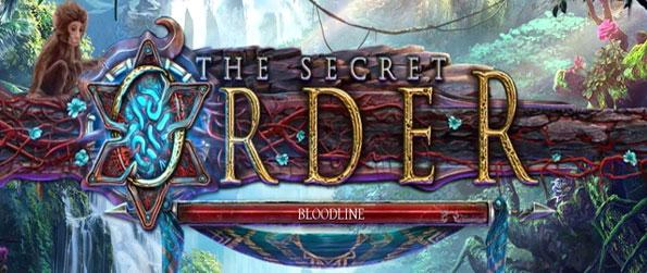The Secret Order: Bloodline - Enjoy this captivating hidden object game that'll have you glued to your screen from the very first