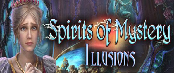 Spirits of Mystery: Illusions - Enjoy this immersive hidden object game that doesn't cease to impress.