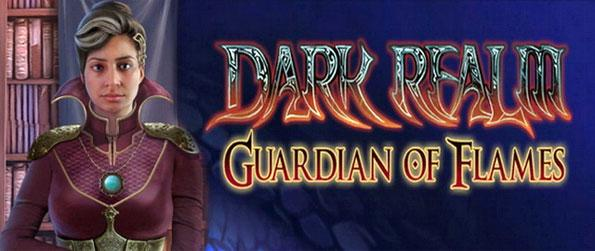 Dark Realm: Guardian of Flames - Immerse yourself in this thrilling hidden object game that'll take you on an epic quest.