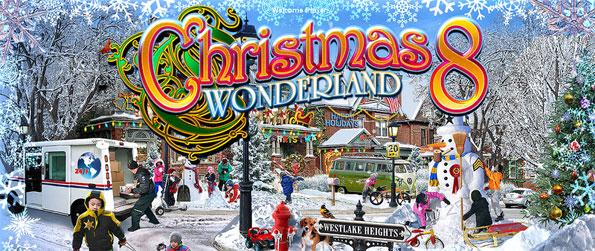 Christmas Wonderland 8 - Play this thrilling hidden object game that continues the critically acclaimed Christmas Wonderland series.