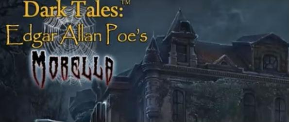 Dark Tales: Edgar Allan Poe's Morella Edition - Rescue a family trapped under an evil spell. Solve puzzles and find hidden objects to help the characters. Collect tokens and achievements along the way.