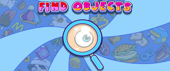 Find Objects - Experience a hidden object game like no other in Find Objects!