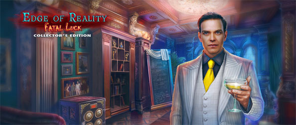 Edge of Reality: Fatal Luck Collector's Edition - Find out the truth about your long lost parents in Edge of Reality: Fatal Luck Collector's Edition.