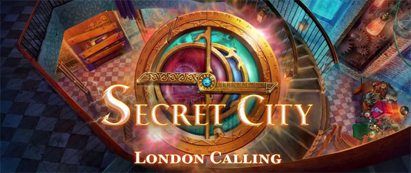 Secret City: London Calling - Get hooked on this captivating hidden object game that'll keep you hooked until the end.