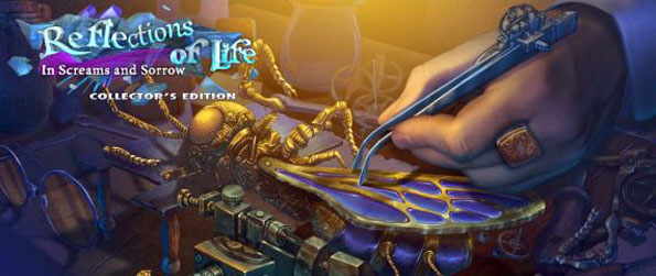 Reflections of Life: In Screams and Sorrow Collector's Edition - Find the cure of a deadly virus in Reflections of Life: In Screams and Sorrow Collector's Edition.