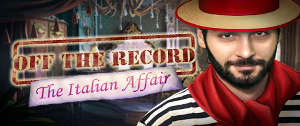 Off the Record: The Italian Affair - Get hooked on this critically acclaimed hidden object game that promises to deliver an exceptional experience.