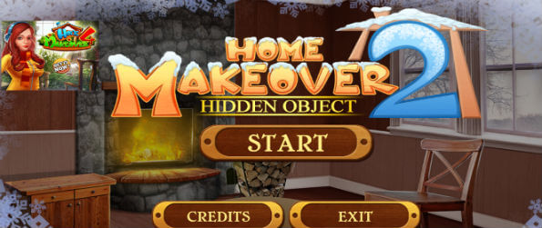 Home Makeover 2 - Do not let an old home go to the government. Restore it and make it yours. To do all these, you just have to play Home Makeover 2.