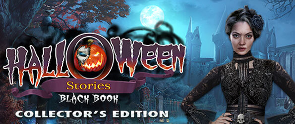 Halloween Stories: Black Book - Enjoy this immersive hidden object game that's sure to get you into the Halloween spirit.