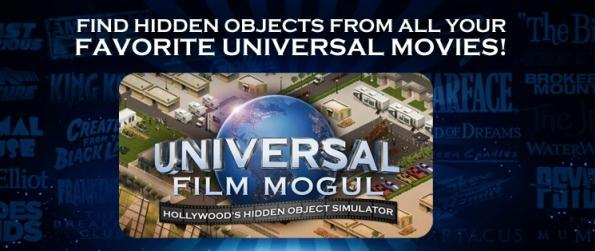 Universal Film - Find Hidden Objects On Some Of The Most Famous Movie Sets