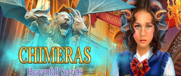 Chimeras: Heavenfall Secrets - Set foot into a magical world in this captivating hidden object game that has much to offer.