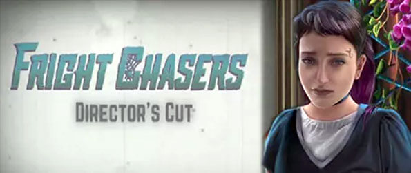 Fright Chasers: Director's Cut - Uncover the secrets behind an abandoned movie theater that many claim is haunted.