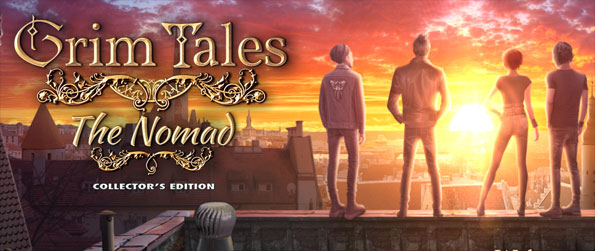 Grim Tales: The Nomad Collector's Edition - Find out who stole the mysterious artifact, and keep the item from falling into the wrong hands.