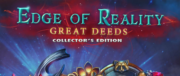 Edge of Reality - Great Deeds Collectors Edition - Search for clues to find your missing daughter and uncover the legend surrounding the mysterious city in the Nordic island country of volcanoes!