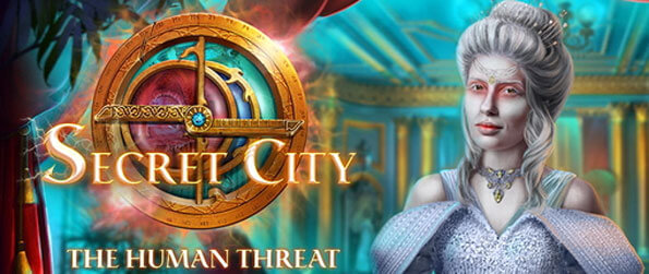 Secret City: The Human Threat - Enjoy this top tier hidden object game that's filled to the brim with mystery and intrigue.