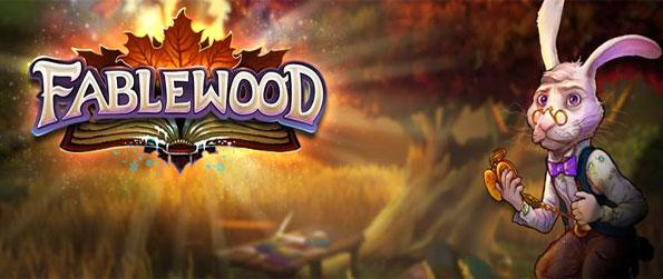 Fablewood - Save Fablewood from the evil Wizard of Winter in this amazing Facebook Game. Play through some of the best known stories and fairy tales.