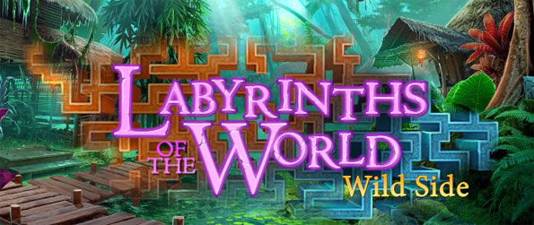 Labyrinths of the World: The Wild Side - Play this phenomenal hidden object game that's going to take you on a highly memorable adventure.
