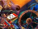 Secret City: Chalk of Fate hidden object scene