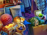 Secret City: Chalk of Fate silhouette based hidden object scene