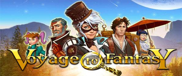 Voyage to Fantasy - Join the League of Voyagers to save all of fantasy in this amazing new Facebook Hidden Object Game.