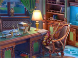 Manor Matters hidden object scene