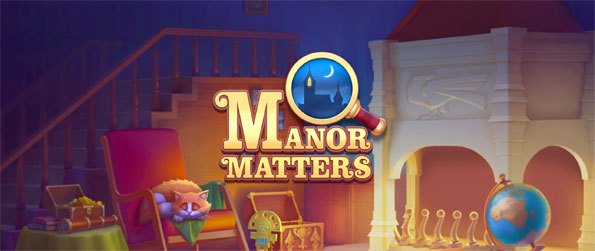 Manor Matters - Play this captivating hidden object game in which there's suspense at every single turn.