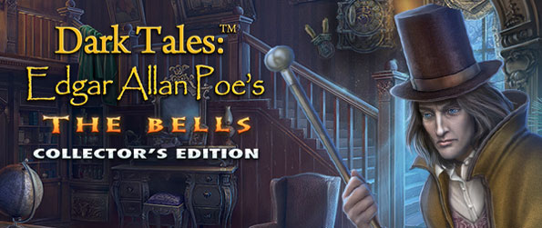 Dark Tales: Edgar Allen Poe's The Bells - Immerse yourself in this hidden object game that's going to have you captivated from the first minute to the last.