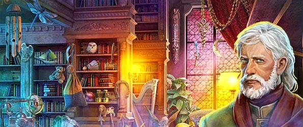 Agency 33 - Save the world in a mythical themed hidden object adventure.