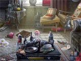 Sin City Detective hidden object scene