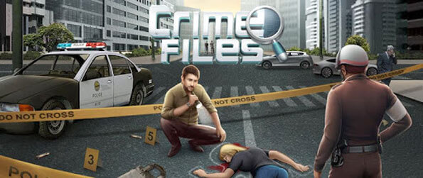 Crime Files - Solve a variety of challenging cases in this expertly crafted hidden object scene that does not cease to impress.