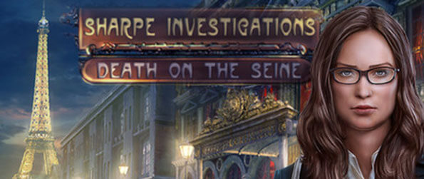 Sharpe investigations: Death on the Seine - Unravel the mysteries and solve a gruesome crime case in this enthralling hidden objects game that never ceases to amaze.