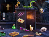 Criminal Case: Supernatural Investigations hidden object scene